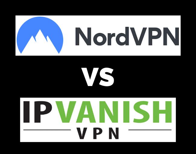 NordVPN vs IPVanish