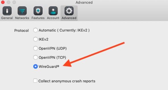 Surfshark with WireGuard VPN