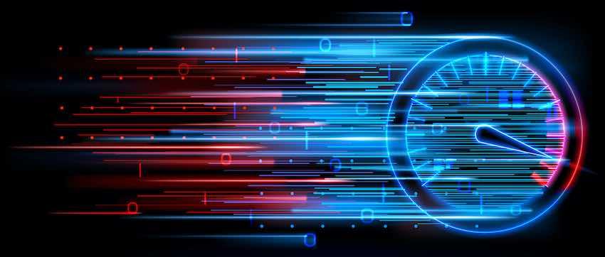 WireGuard VPN speeds fast
