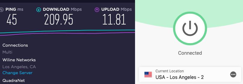 best vpn protocol speeds