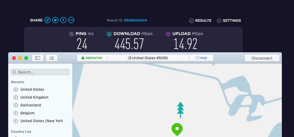 fastest USA VPN