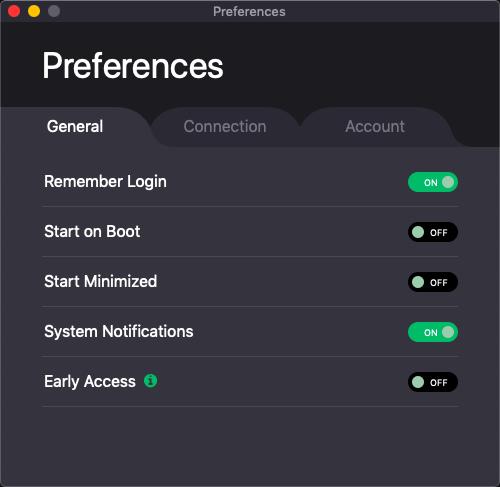 Proton secure VPN apps