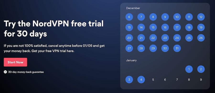 VPN trial for PC gaming