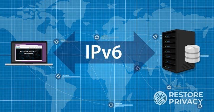 VPN with IPv6