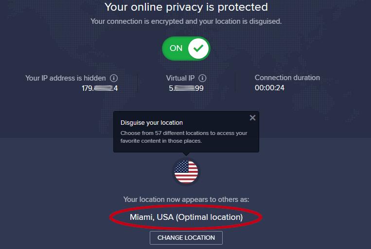 secureline vpn safe