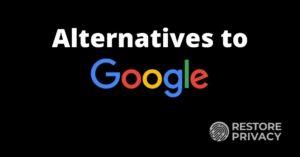 alternatives to Google