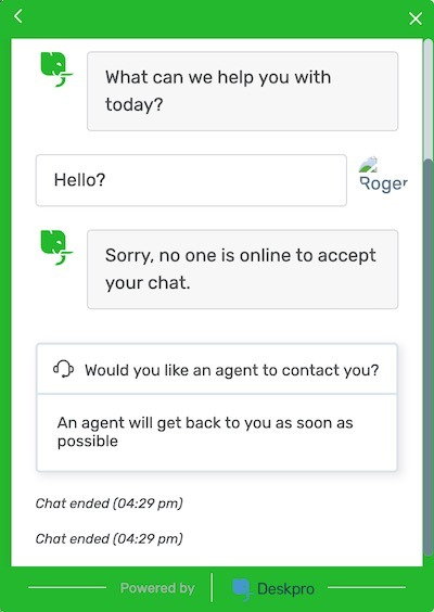 pia chat support vs express vpn