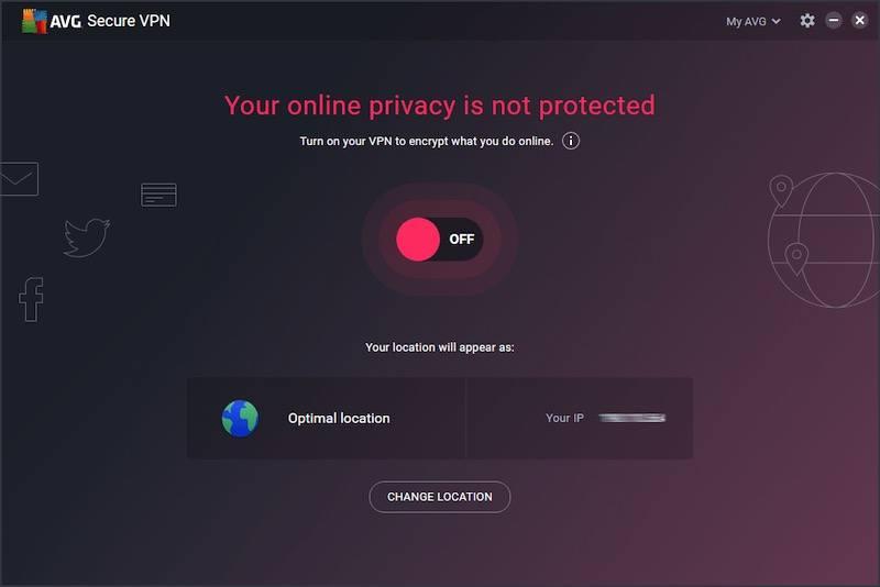 AVG VPN Windows