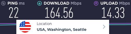hma VPN vs nordvpn speeds