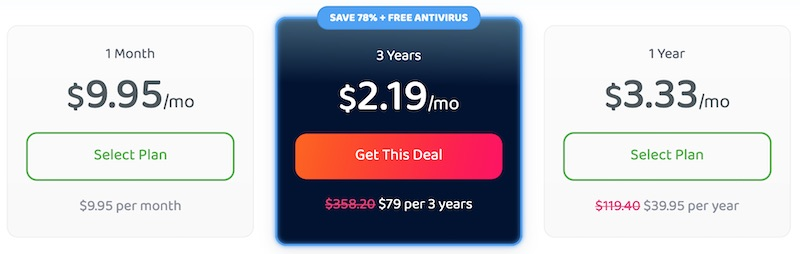 private internet access price review