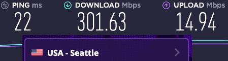 vpn speeds with wire guard